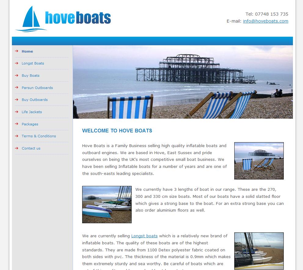 Hove-Boats
