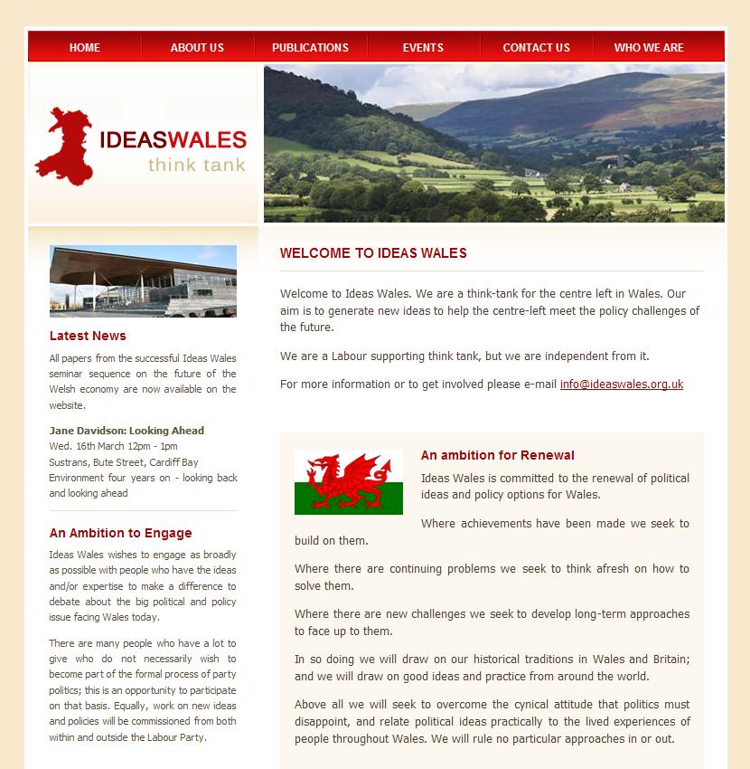 Ideas-Wales