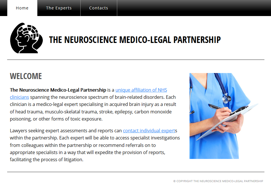 Neuro-Medico-Legal-Partnership
