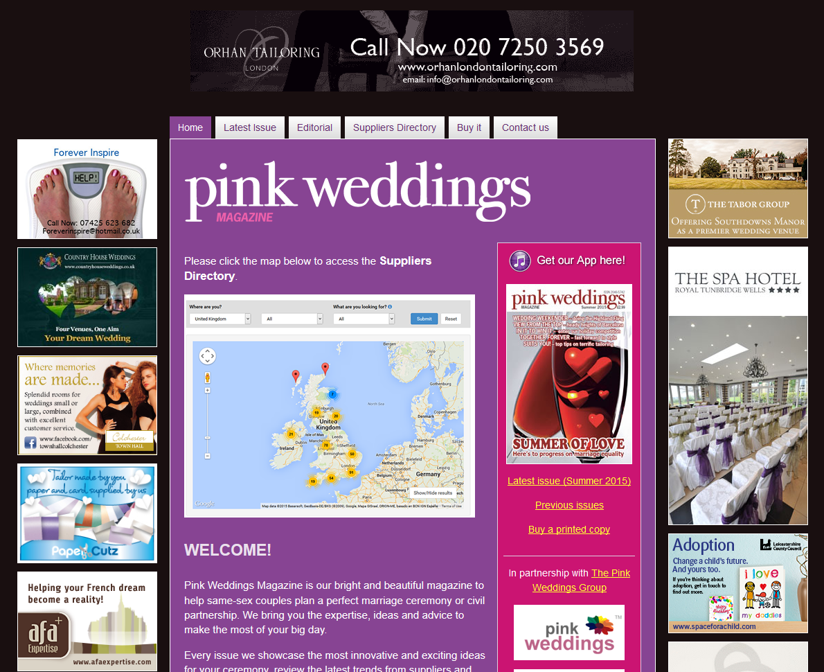 Pink-Weddings-Magazine
