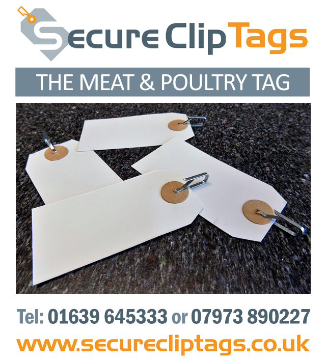 Secure Clip Tags